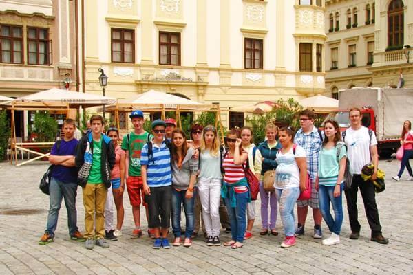 Idegenvezetés Sopron belvárosában soproni idegenvezetővel