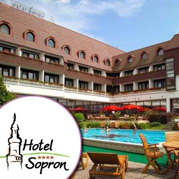 Kerékpárkölcsönzés Sopron belvárosában - Hotel Sopron recepció