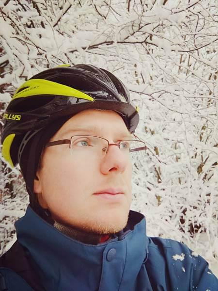 Sáros Viktor túravezető a soproni séták, túrák és kirándulások vezetője