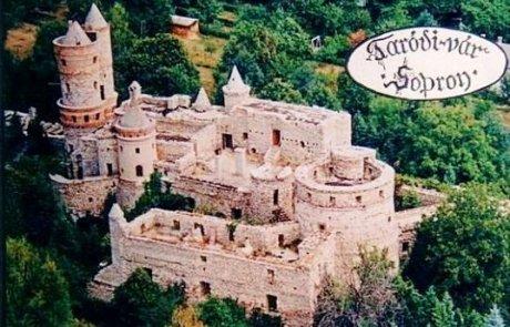 Soproni Taródi-vár (Bolondvár)