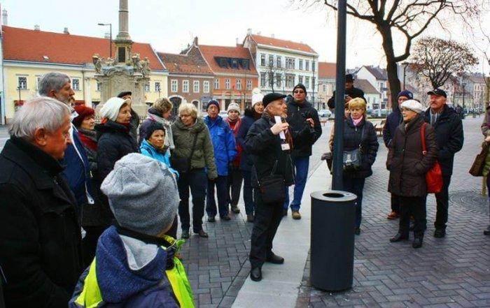 Idegenvezetők Világnapja Sopronban