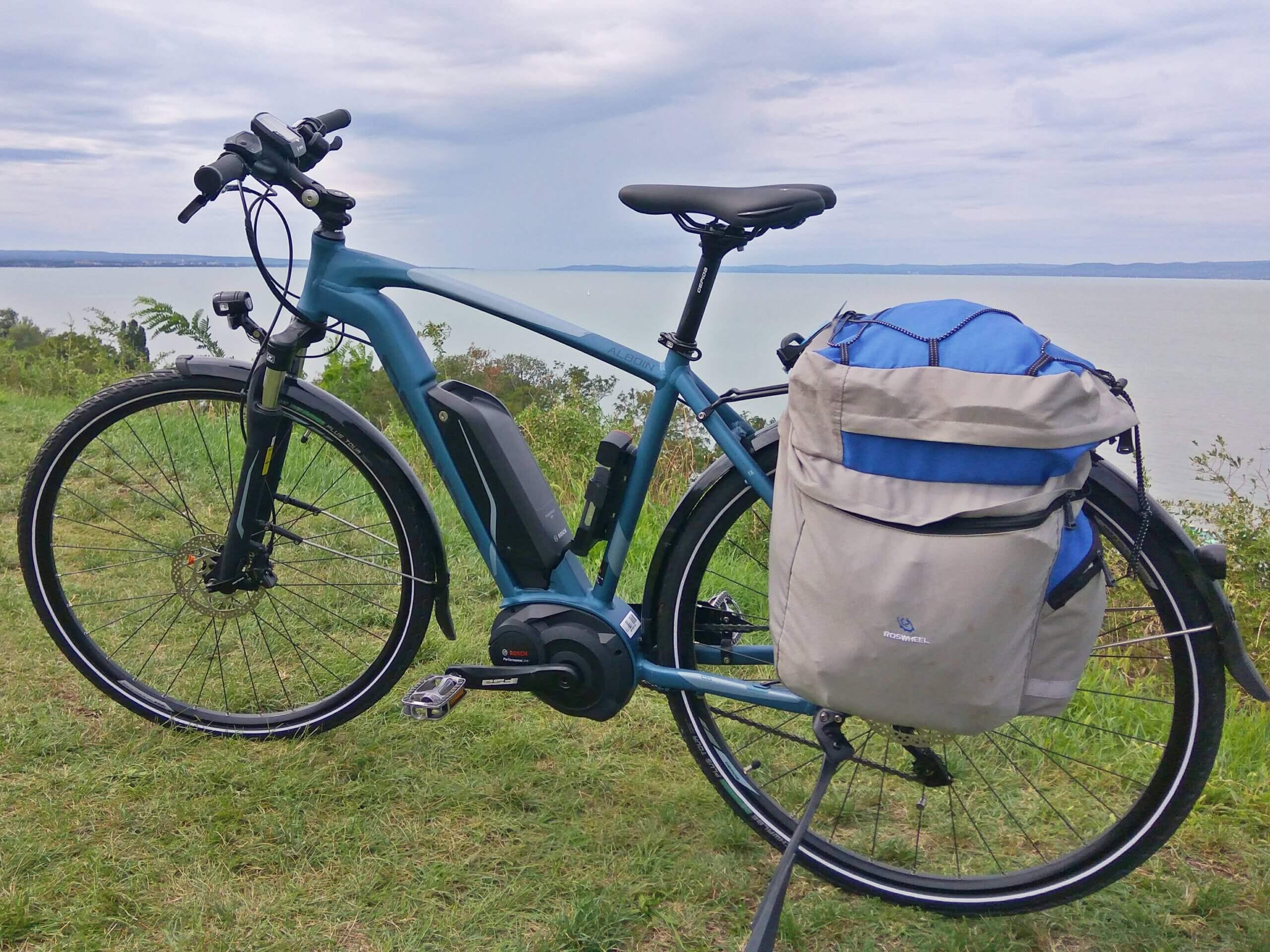 Gepida Alboin Alivio elektromos kerékpár