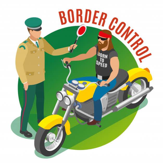 Határellenőrzés